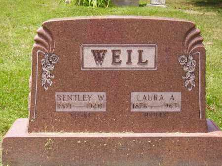 WEIL, BENTLEY W. - Stark County, Ohio | BENTLEY W. WEIL - Ohio Gravestone Photos
