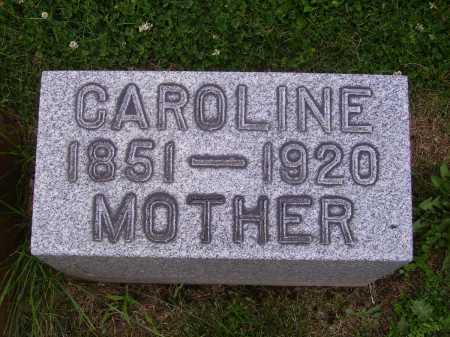 GOTNER WEIL, CAROLINE - Stark County, Ohio | CAROLINE GOTNER WEIL - Ohio Gravestone Photos