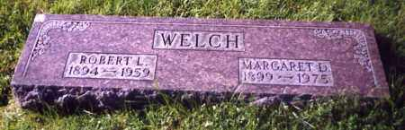 WELCH, MARGARET D. - Stark County, Ohio | MARGARET D. WELCH - Ohio Gravestone Photos