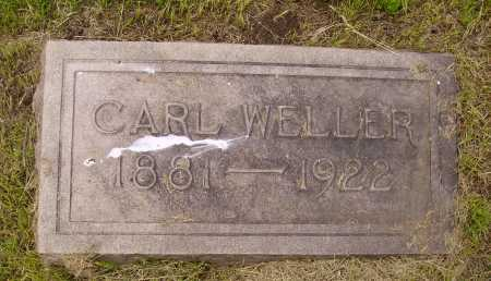 WELLER, CARL - Stark County, Ohio | CARL WELLER - Ohio Gravestone Photos