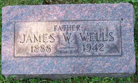 WELLS, JAMES W. - Stark County, Ohio | JAMES W. WELLS - Ohio Gravestone Photos