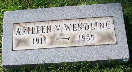 WENDLING, ARILEEN V. - Stark County, Ohio | ARILEEN V. WENDLING - Ohio Gravestone Photos