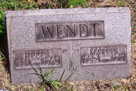 WENDT, HELEN - Stark County, Ohio | HELEN WENDT - Ohio Gravestone Photos