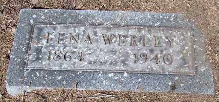 WERLEY, LENA - Stark County, Ohio | LENA WERLEY - Ohio Gravestone Photos