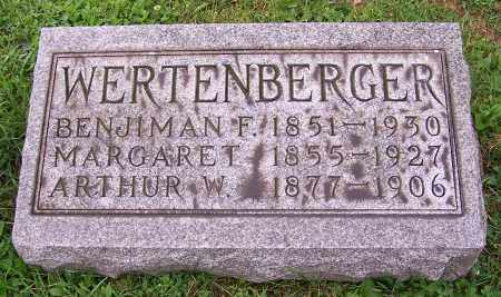 WERTENBERGER, MARGARET - Stark County, Ohio | MARGARET WERTENBERGER - Ohio Gravestone Photos