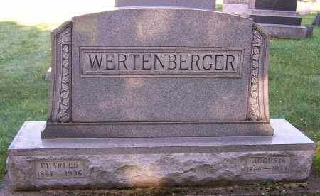 WERTENBERGER, AUGUSTA - Stark County, Ohio | AUGUSTA WERTENBERGER - Ohio Gravestone Photos