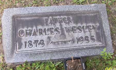 WESLEY, CHARLES - Stark County, Ohio | CHARLES WESLEY - Ohio Gravestone Photos