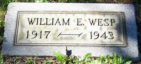 WESP, WILLIAM E. - Stark County, Ohio | WILLIAM E. WESP - Ohio Gravestone Photos