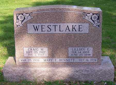 LATHEROW WESTLAKE, LILLIAN E. - Stark County, Ohio | LILLIAN E. LATHEROW WESTLAKE - Ohio Gravestone Photos