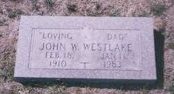 WESTLAKE, JOHN WILLIAM - Stark County, Ohio | JOHN WILLIAM WESTLAKE - Ohio Gravestone Photos