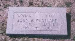 WESTLAKE, JOHN WILLIAM - Stark County, Ohio   JOHN WILLIAM WESTLAKE - Ohio Gravestone Photos