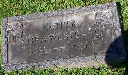 WESTLAND, NORA - Stark County, Ohio | NORA WESTLAND - Ohio Gravestone Photos