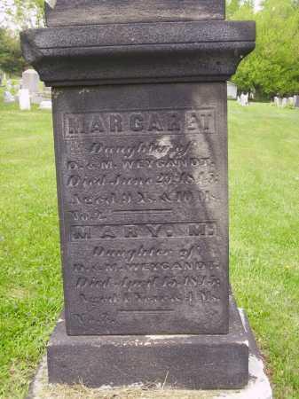 WEYGANDT, MARY M. - Stark County, Ohio | MARY M. WEYGANDT - Ohio Gravestone Photos