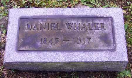 WHALER, DANIEL - Stark County, Ohio | DANIEL WHALER - Ohio Gravestone Photos