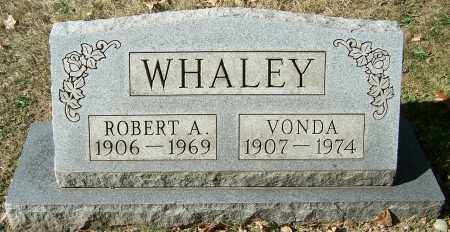WHALEY, ROBERT A. - Stark County, Ohio | ROBERT A. WHALEY - Ohio Gravestone Photos
