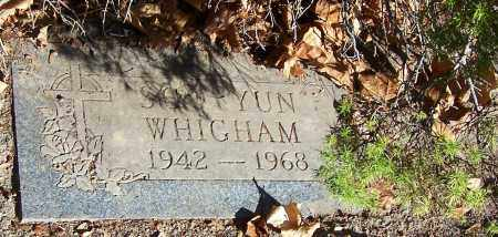 WHIGHAM, SOO YUN - Stark County, Ohio | SOO YUN WHIGHAM - Ohio Gravestone Photos