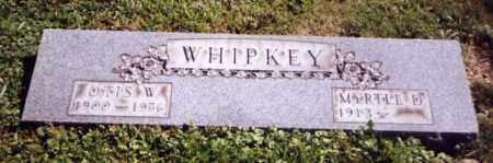 WHIPKEY, OTIS W. - Stark County, Ohio | OTIS W. WHIPKEY - Ohio Gravestone Photos