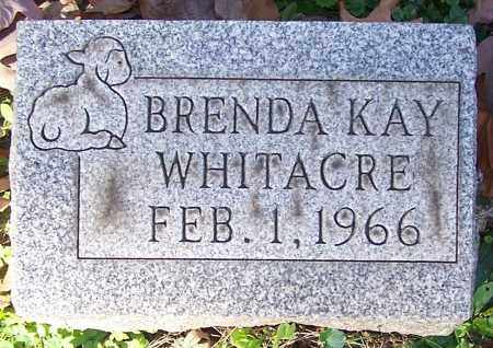 WHITACRE, BRENDA KAY - Stark County, Ohio | BRENDA KAY WHITACRE - Ohio Gravestone Photos