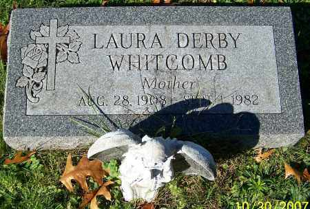WHITCOMB, LAURA DERBY - Stark County, Ohio | LAURA DERBY WHITCOMB - Ohio Gravestone Photos