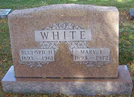 WHITE, MARY F. - Stark County, Ohio | MARY F. WHITE - Ohio Gravestone Photos