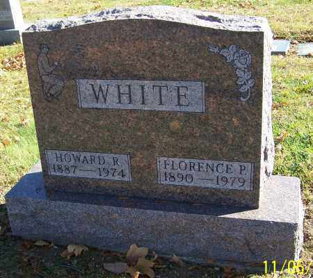 WHITE, FLORENCE P. - Stark County, Ohio | FLORENCE P. WHITE - Ohio Gravestone Photos