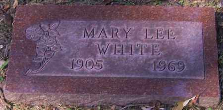 WHITE, MARY LEE - Stark County, Ohio | MARY LEE WHITE - Ohio Gravestone Photos
