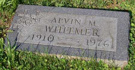 WHITMER, ALVIN M. - Stark County, Ohio | ALVIN M. WHITMER - Ohio Gravestone Photos