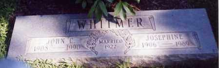 WHITMER, JOHN C. - Stark County, Ohio | JOHN C. WHITMER - Ohio Gravestone Photos