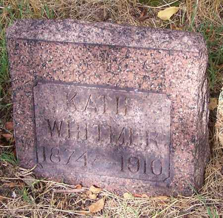 BUEGER WHITMER, KATIE - Stark County, Ohio | KATIE BUEGER WHITMER - Ohio Gravestone Photos