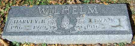 WILHELM, HARVEY B. - Stark County, Ohio | HARVEY B. WILHELM - Ohio Gravestone Photos