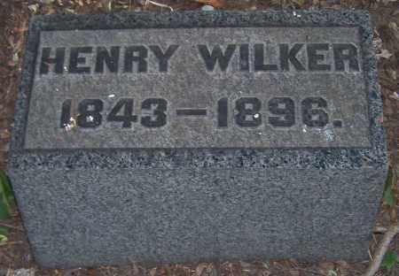 WILKER, HENRY - Stark County, Ohio | HENRY WILKER - Ohio Gravestone Photos