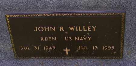 WILLEY, JOHN R. - Stark County, Ohio | JOHN R. WILLEY - Ohio Gravestone Photos