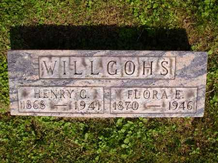 WILLGOHS, HENRY G. - Stark County, Ohio | HENRY G. WILLGOHS - Ohio Gravestone Photos