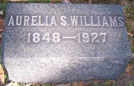 TIEHL WILLIAMS, AURELIA S. - Stark County, Ohio | AURELIA S. TIEHL WILLIAMS - Ohio Gravestone Photos