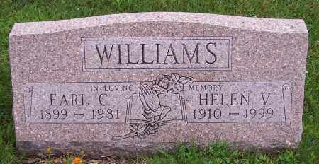 WILLIAMS, EARL C. - Stark County, Ohio | EARL C. WILLIAMS - Ohio Gravestone Photos