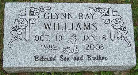 WILLIAMS, GLYNN RAY - Stark County, Ohio | GLYNN RAY WILLIAMS - Ohio Gravestone Photos