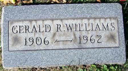 WILLIAMS, GERALD R. - Stark County, Ohio | GERALD R. WILLIAMS - Ohio Gravestone Photos