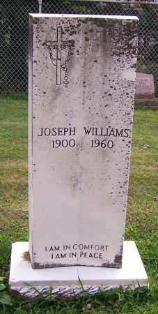 WILLIAMS, JOSEPH - Stark County, Ohio | JOSEPH WILLIAMS - Ohio Gravestone Photos