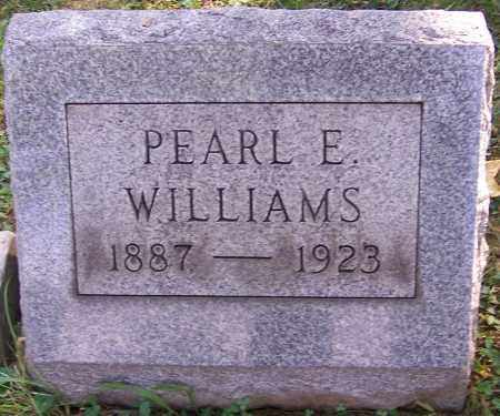 POTTER WILLIAMS, PEARL E. - Stark County, Ohio | PEARL E. POTTER WILLIAMS - Ohio Gravestone Photos