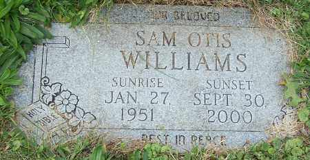 WILLIAMS, SAM OTIS - Stark County, Ohio | SAM OTIS WILLIAMS - Ohio Gravestone Photos