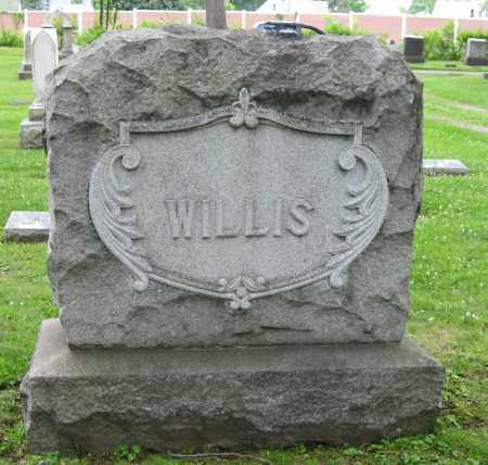 WILLIS, FAMILY - Stark County, Ohio | FAMILY WILLIS - Ohio Gravestone Photos