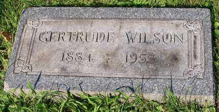 SMITH WILSON, GERTRUDE - Stark County, Ohio | GERTRUDE SMITH WILSON - Ohio Gravestone Photos