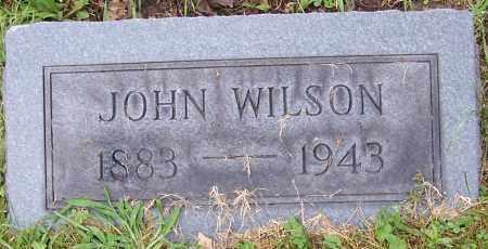 WILSON, JOHN - Stark County, Ohio | JOHN WILSON - Ohio Gravestone Photos