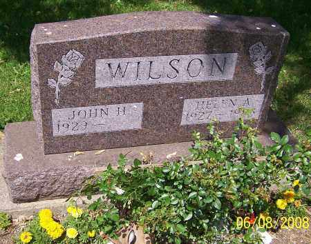 WILSON, JOHN H. - Stark County, Ohio | JOHN H. WILSON - Ohio Gravestone Photos