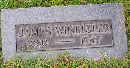 WINBIGLER, JAMES - Stark County, Ohio | JAMES WINBIGLER - Ohio Gravestone Photos