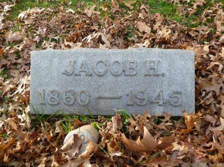 WINGERT, JACOB H - Stark County, Ohio | JACOB H WINGERT - Ohio Gravestone Photos
