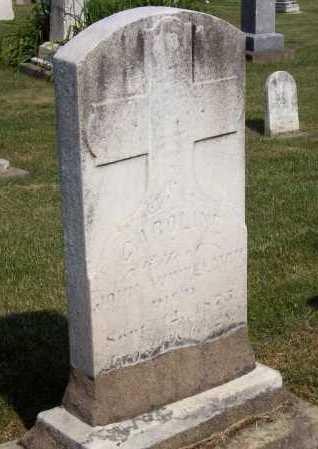 WINKELMAN, CAROLINE - Stark County, Ohio | CAROLINE WINKELMAN - Ohio Gravestone Photos