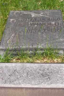 WINOLO, CHARLES O. - Stark County, Ohio | CHARLES O. WINOLO - Ohio Gravestone Photos