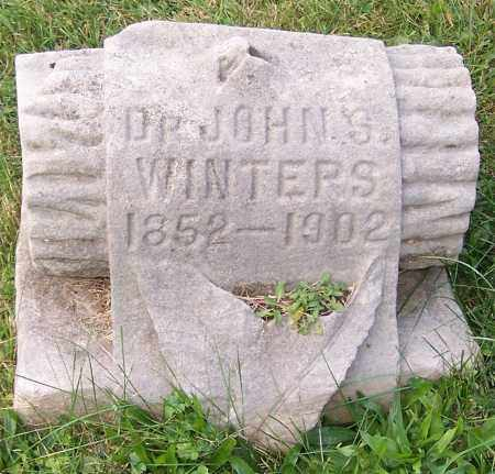 WINTERS, JOHN S. (DR) - Stark County, Ohio | JOHN S. (DR) WINTERS - Ohio Gravestone Photos