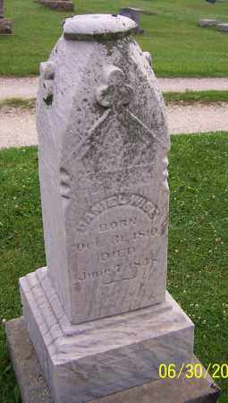 WISE, DANIEL - Stark County, Ohio | DANIEL WISE - Ohio Gravestone Photos